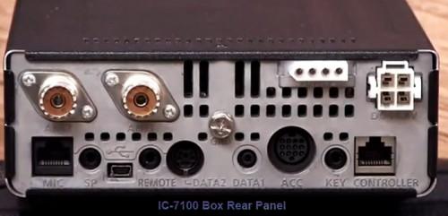 IC-7100_rear