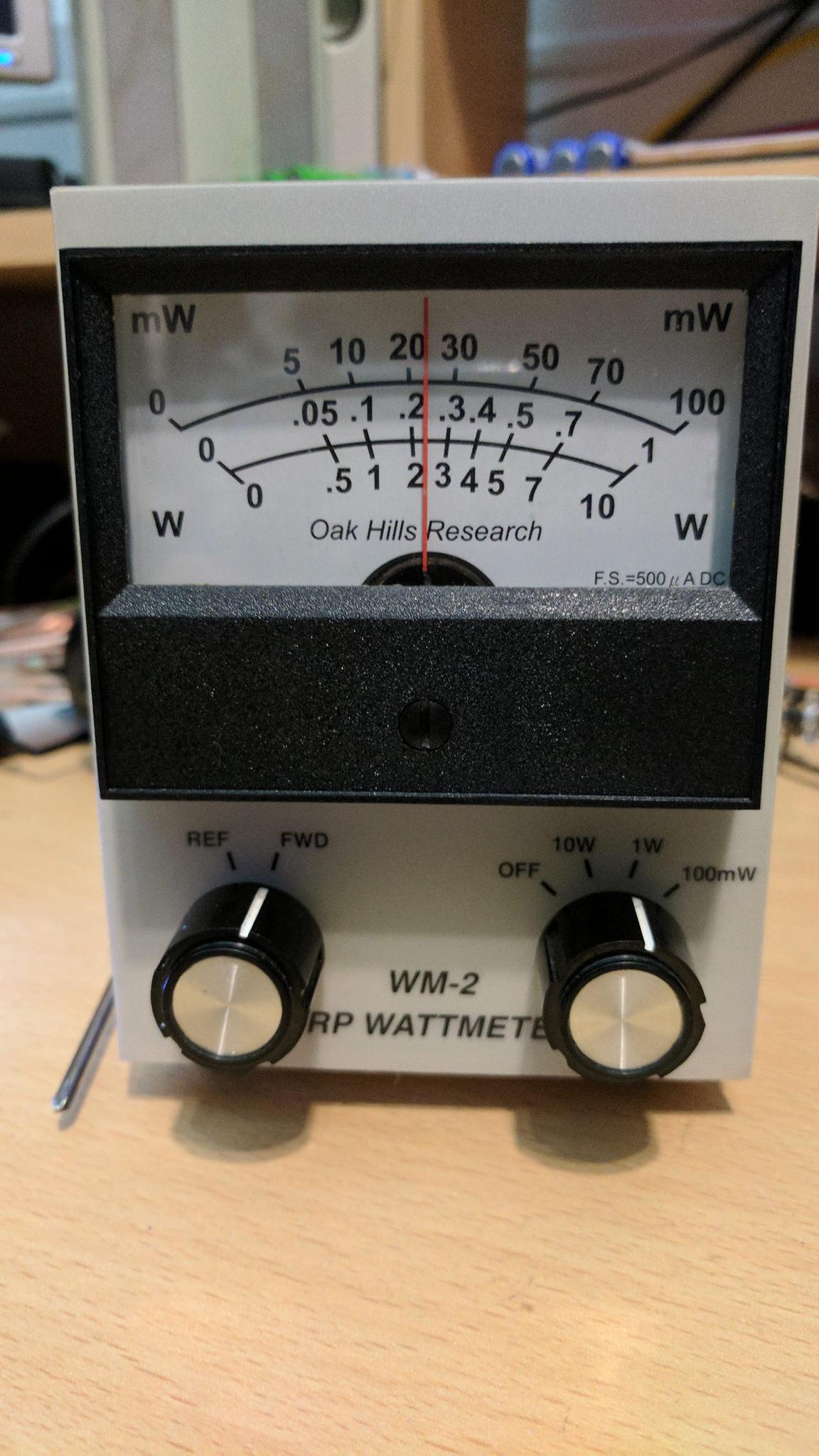 Ultimate 3S QRSS/WSPR project (Part 1) – M0TAZ