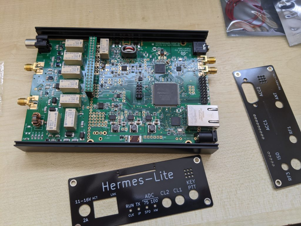 Hermes Lite v2 a 5w SDR – M0TAZ